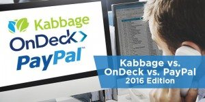 Kabbage vs. OnDeck Capital vs. PayPal – Who Offers the Best Short-Term Loans for Small Businesses?