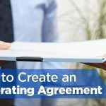 LLC operating agreement in 5 steps