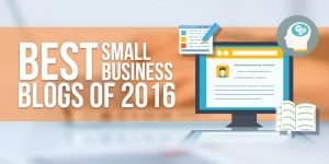 Best Small Business Blogs of 2016