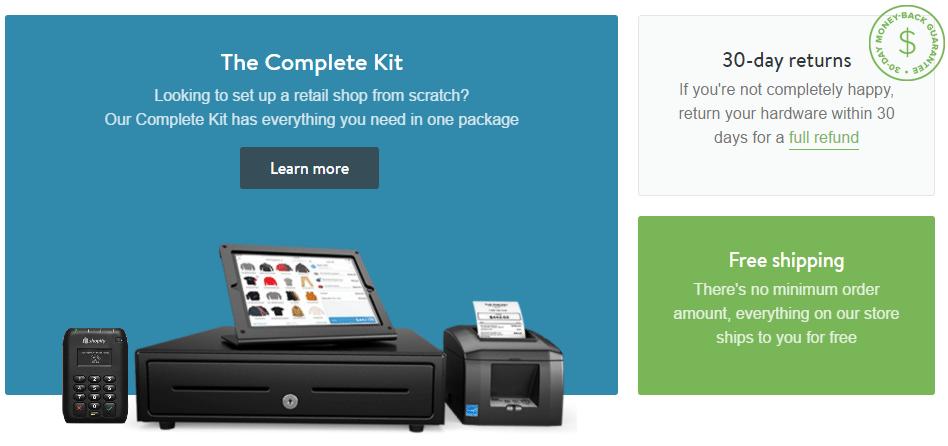 Shopify Hardware Bundle