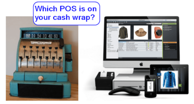 Old vs, New POS System