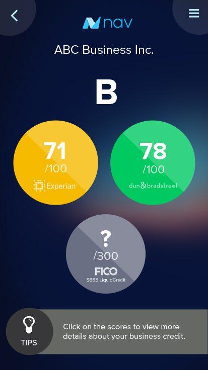 Nav mobile app