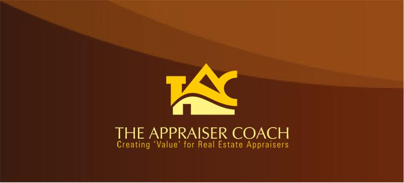 Dustin Harris the appraiser coach logo