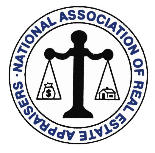 national association of real estate appraisers logo