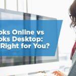 QuickBooks Online vs Desktop
