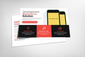 5 Business Postcard Bundle