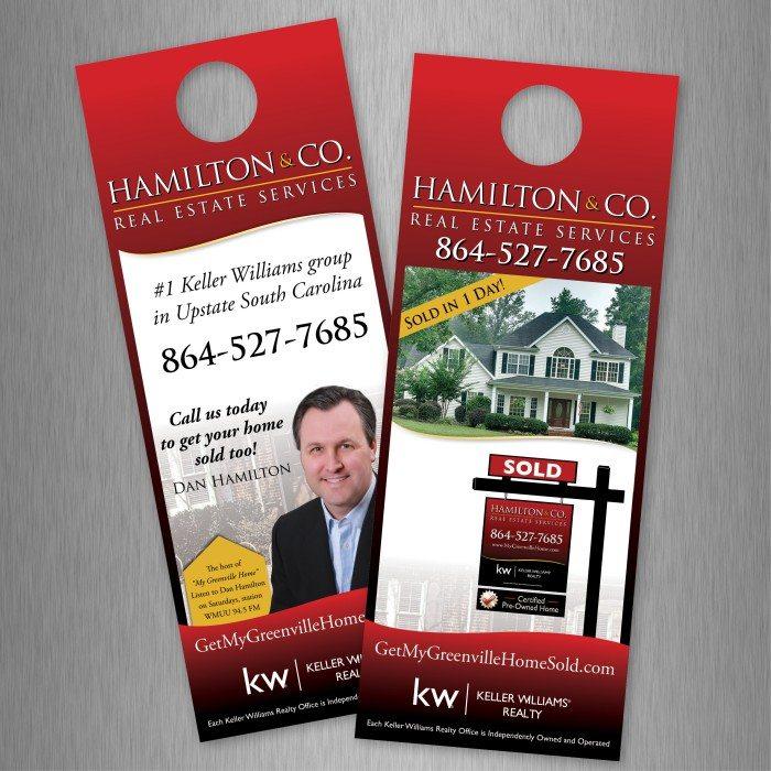 Real Estate Door Hangers - How to Get More Leads With Front Door ...