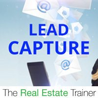 Lead Capture, Real Estate Trainer