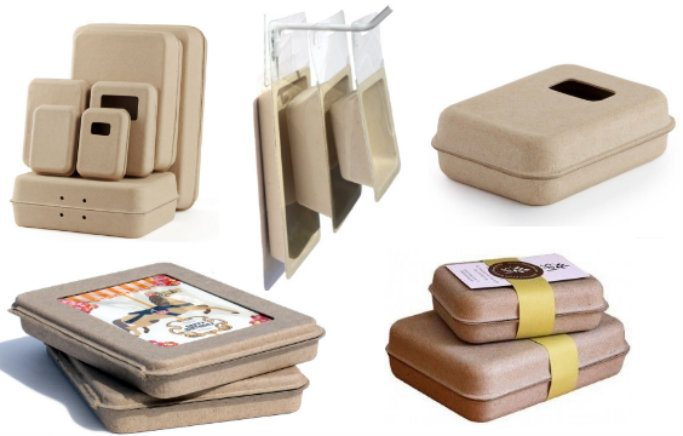 Sustainable Packaging Industries Clamshell Products