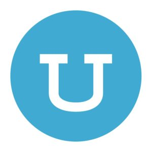 uberconference square logo