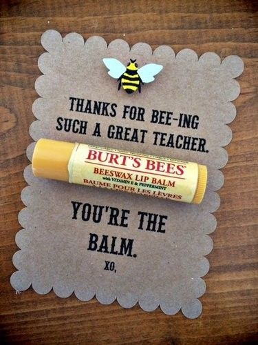 Burt's Bees Lip Balm - Pop By Ideas