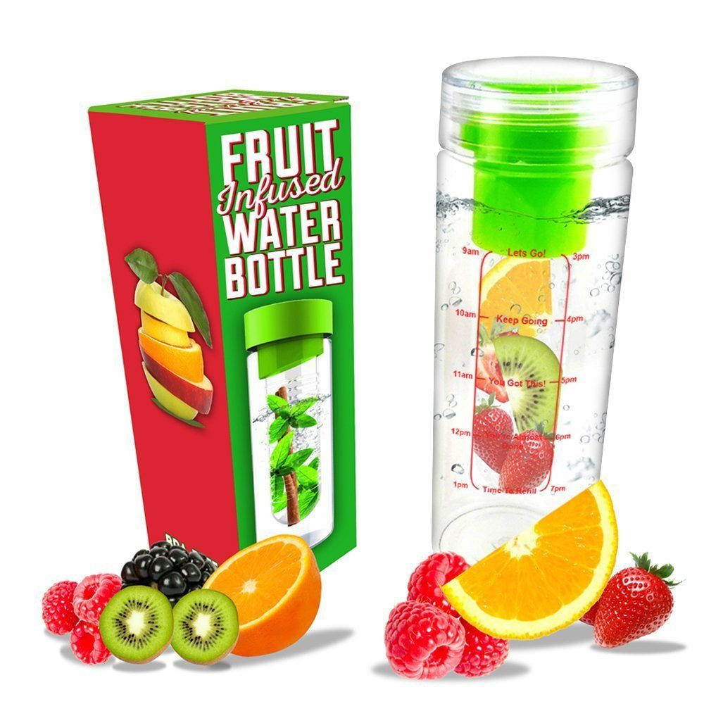 Fruit Infused Water Bottle - Pop By Ideas