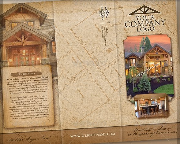 Getstronghold Craftsman Style Brochure