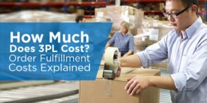 How Much Does Order Fulfillment Cost? 3PL Costs Explained