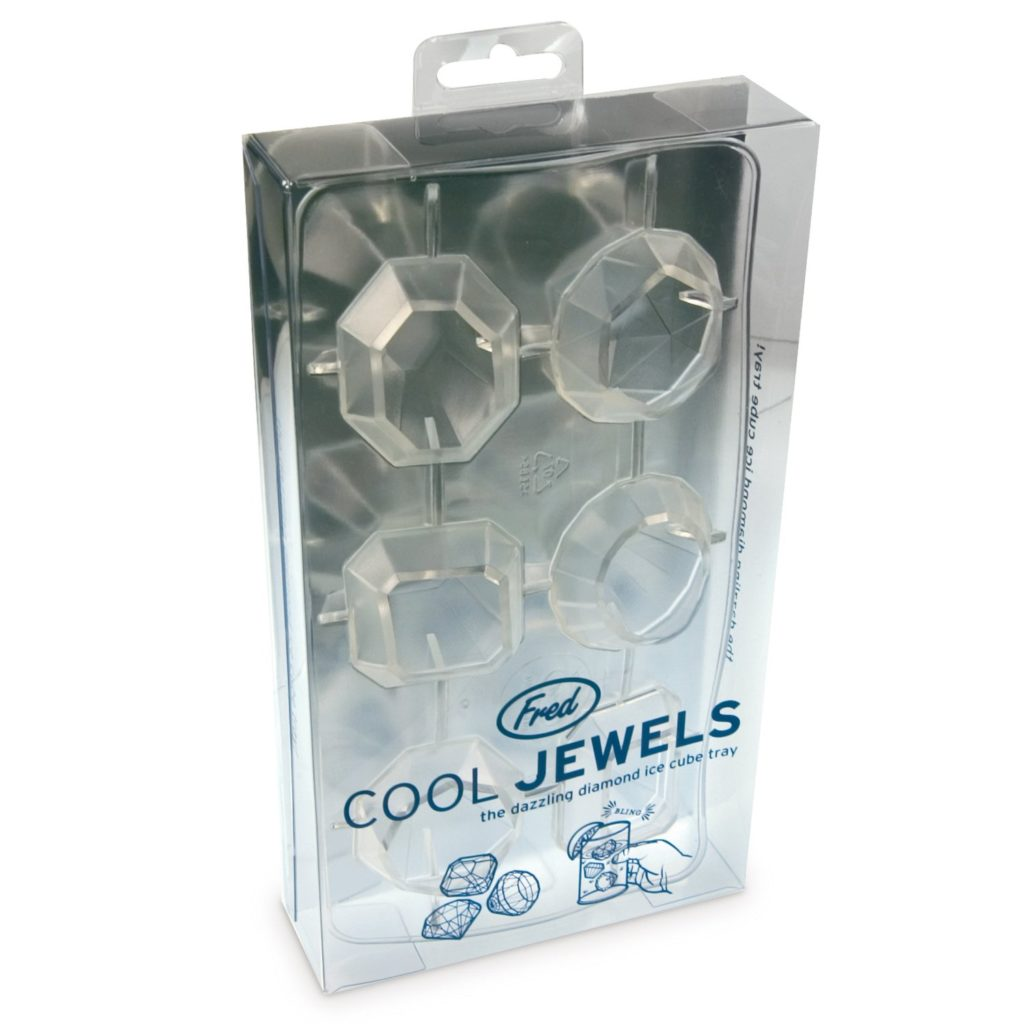 jewel Ice Cube Tray