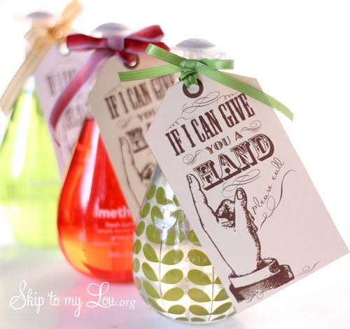 Method-Soap-with-free-gift-tag - Pop By Ideas