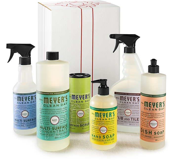 Meyer's Gift Set