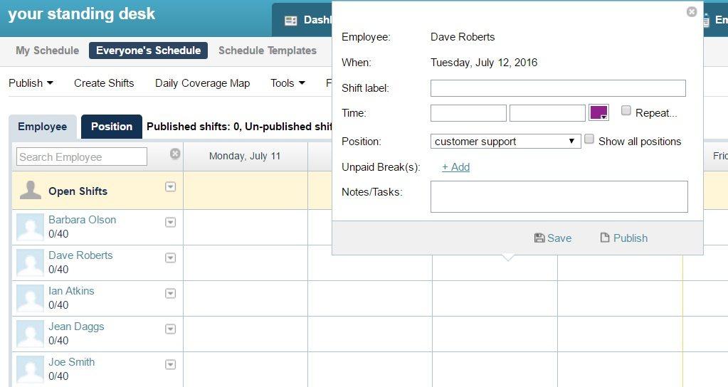 Best Employee Scheduling Software Homebase vs When I Work vs – Employee Schedule