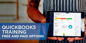 QuickBooks Training: Free and Paid Options