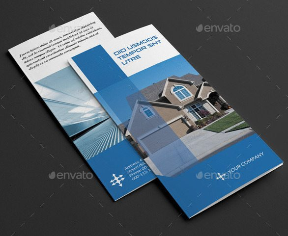 SMMR Trifold Real Estate Brochure