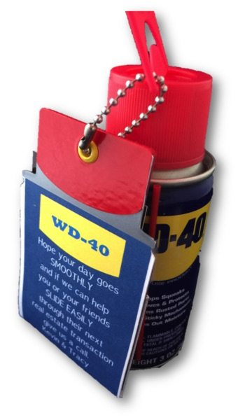 WD-40 - Pop By Ideas