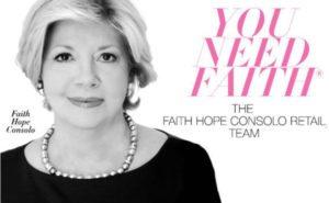 real estate slogan faith hope consolo