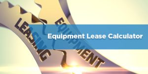 Equipment Lease Calculator