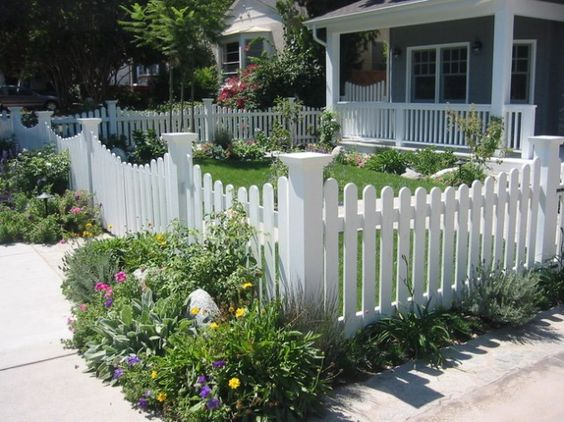 Fence Upgrade Curb Appeal