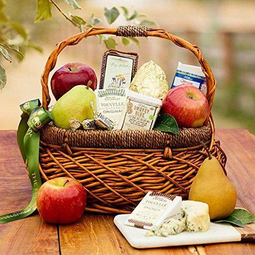 Fruit & Cheese Basket