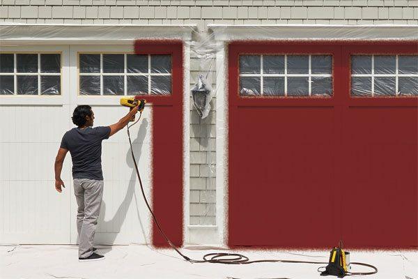 Garage Door Update
