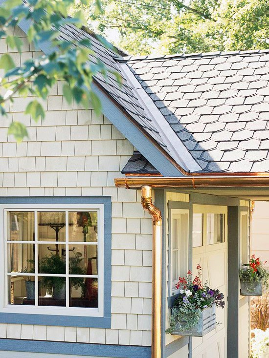 Gutters Curb Appeal
