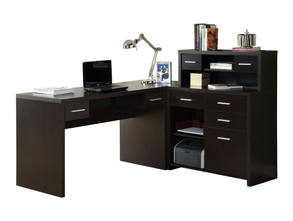 How to Set Up an Office: Amazon Prime Desk