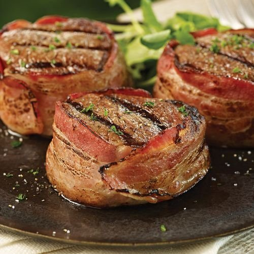 Omaha Steaks Bacon Wrapped Filet