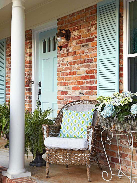 Shutters Curb Appeal