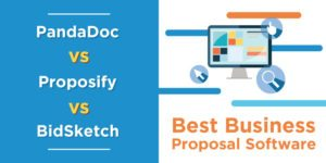 Best Business Proposal Software: PandaDoc vs. Proposify vs. BidSketch