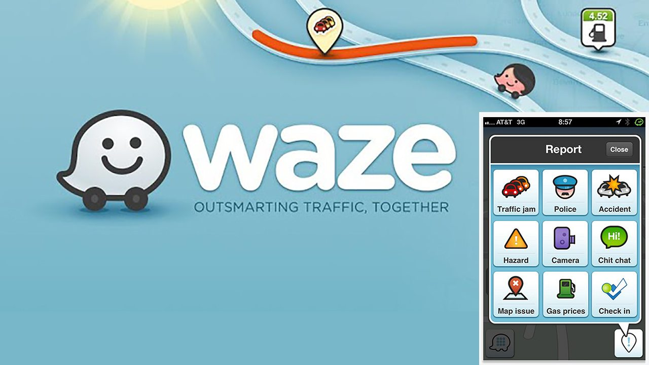 waze real estate software