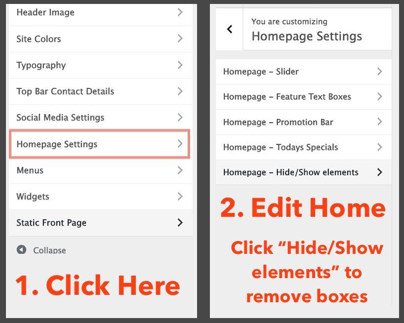 Bluehost Edit Homepage