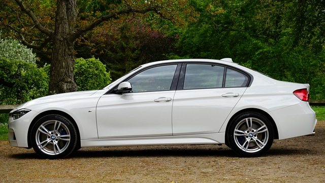 brand new BMW - realtor tax deductions