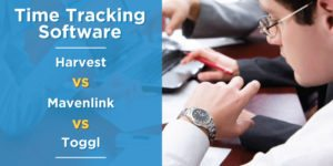 Best Time Tracking Software – Harvest vs Mavenlink vs Toggl