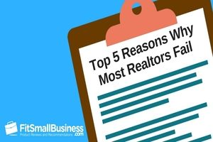 Top 5 Reasons Real Estate Agents Fail
