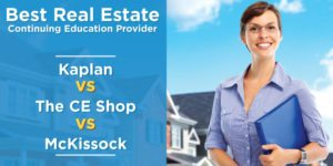 best real estate continuing education provider