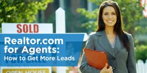 Realtor.com for Agents: How to Get More Leads