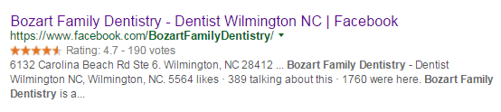 dentist-rating-facebooks