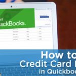 entering a credit card refund in quickbooks online