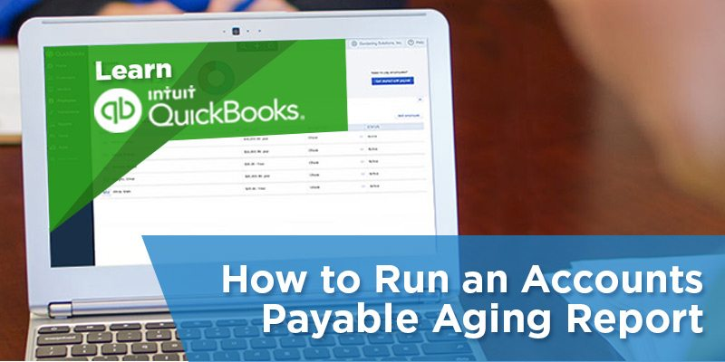 how to clear accounts payable in quickbooks