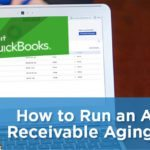 accounts receivable aging report quickbooks online