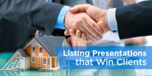 Listing Presentations that Win Clients – The Ultimate Guide