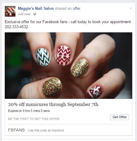 maggies-salon-facebook-offer