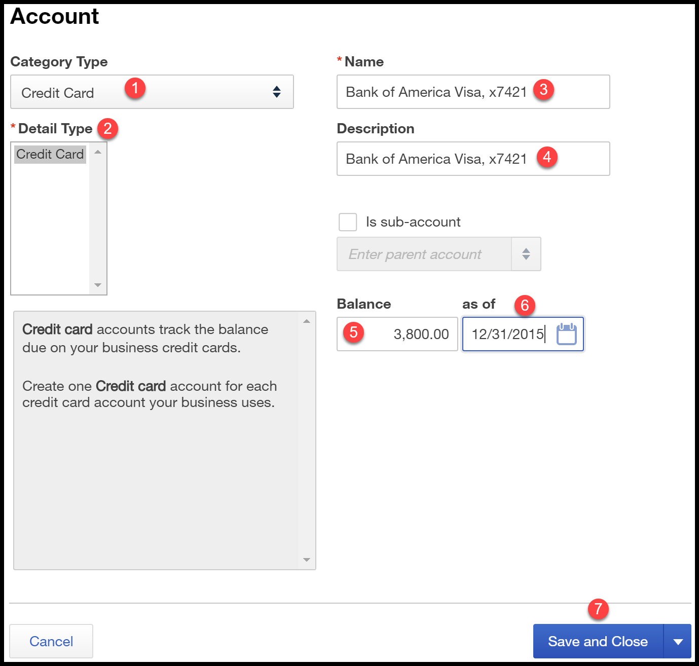 How to manually enter business credit card transactions in mod5l1 3 reheart Choice Image