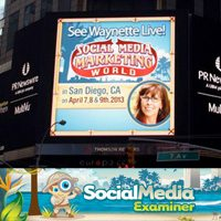 Michael Stelzner Social Media Examiner event marketing ideas and strategies tips from the pros